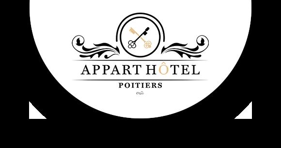 Logo appart Hôtel Poitiers