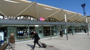 Gare Poitiers Centre